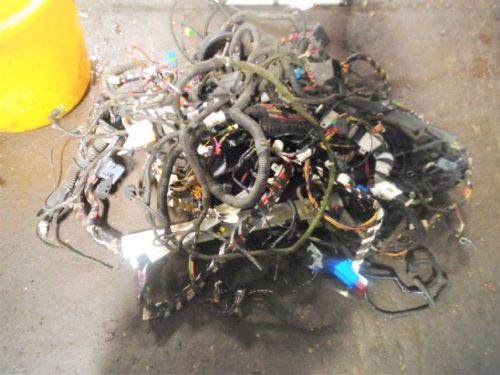 ASTRA MK5 VXR Z20LEH KEY TYPE FULL ENGINE & CAR WIRING LOOM / HARNESSES